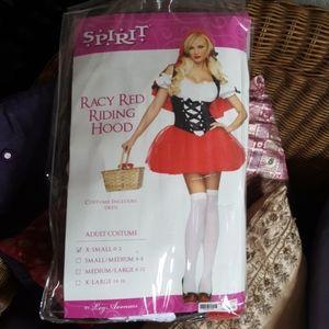 "Ladies' ""Racy Red Riding Hood"" Costume"